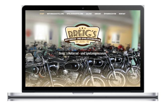 Breig's Motorrad- und Spielzeugmuseum