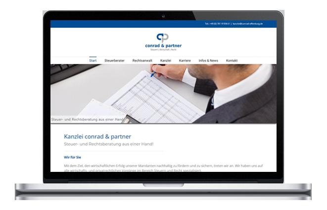 kanzlei conrad & partner, offenburg, Steuerberater, Rechtsanwalt